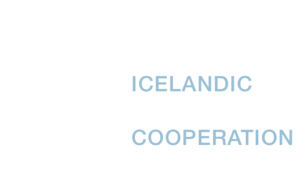 Icelandic Arctic Cooperation Network - transparent white